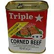 Corned beef lata 340 g Triple estrella