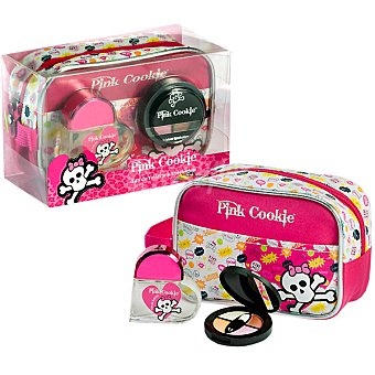 Pink Cookie eau de toilette infantil + sombra de ojos Spray 25 ml