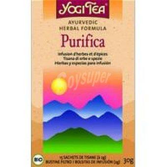 Yogi Tea Tea desintoxicante Caja 34 g