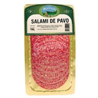 Westfalia Salami de pavo Sobre 100 g