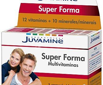 Juvamine Top forma 40 cápsulas 34 gr