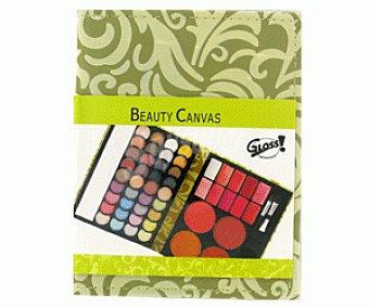 Beauty canvas Paleta de Maquillaje 1u