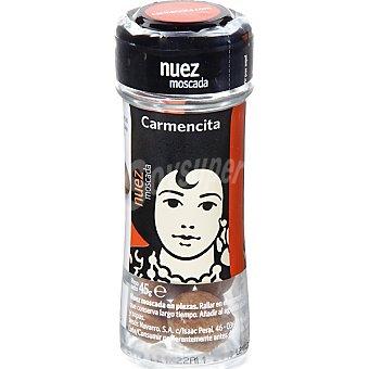 Carmencita Nuez moscada en piezas Frasco 45 g