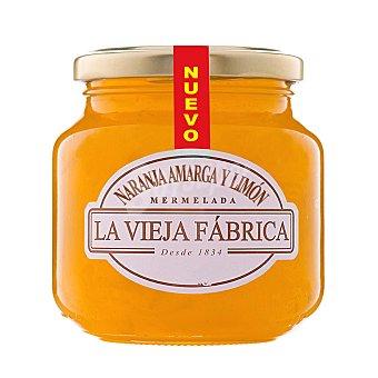 La Vieja Fábrica Mermelada de naranja y limon Frasco 350 g