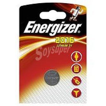 Energizer Pila 2016 Bl1