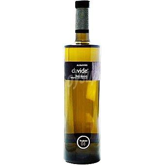 DAVIDE Tradición Vino blanco albariño D.O. Rías Baixas botella 75 cl 75 cl