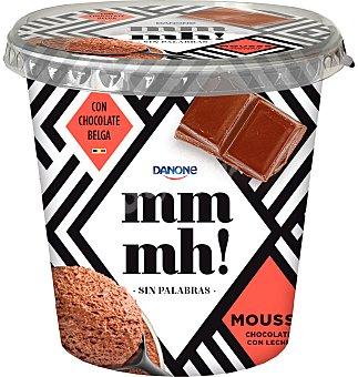 Mousse mmmh! chocolate leche 1 unidad