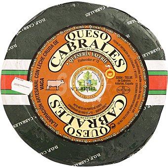 LISFERSA Queso Cabrales con D.O.  2,5 kg (peso aproximado pieza)