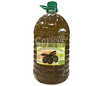 Monegros Aceite de oliva virgen extra ecológico 5 l