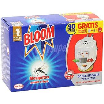 Bloom Insecticida eléctrico antimosquitos aparato + 2 recambios