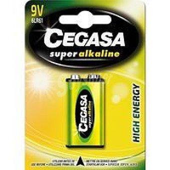 Cegasa Pila super alcalina 6LF22 Pack 1 ud
