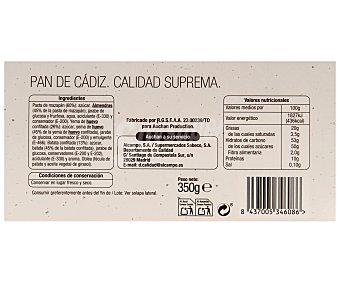 Auchan Pan de Cádiz 350 gramos