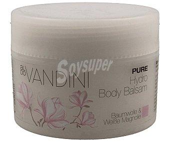 Aldo Vandini Crema corporal algodón y magnolia blanca 200 ml