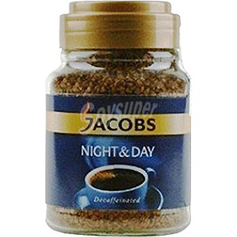 Jacobs Mondelez Café soluble descafeinado Frasco 100 g