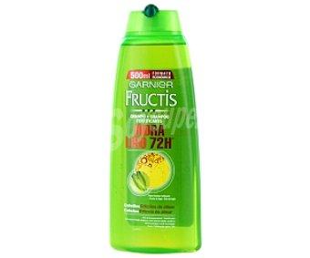 Fructis Garnier Champú hidra liso, cabellos difíciles de alisar 500 Mililitros