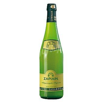 Zapiain Sidra Natural de Gipuzkoa Botella 75 cl