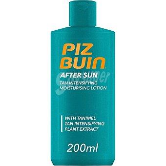 PIZ BUIN After sun Tan Intensifying moisturising loción hidratante intensificadora del bronceado  frasco 200 ml