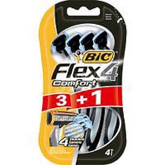 BIC C. Advance Maquinilla de afeitar desechable Pack 4 unid