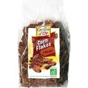 GRILLON D`OR Corn Flakes de choco Bolsa 300 g