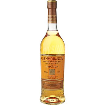 Glenmorangie Whisky escocés original Botella 70 cl