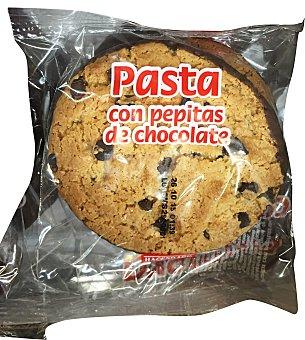 Hacendado Surtido granel pasta trocitos chocolate 2 u -95 g