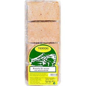 TXINDOKO Bizcocho sin azúcar Paquete 220 g