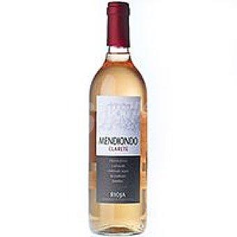 Mendiondo Vino Clarete Cordovín Rioja Botella 75 cl