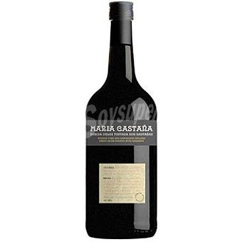 MARIA CASTAÑA Vino dulce tostado con castañas Botella 75 cl