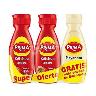 Prima Pack Ketchup original 2 envases 325 g