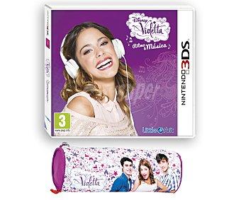 LITTLE ORBIT Violetta Ritmo & Música para NINTENDO 3DS  1u