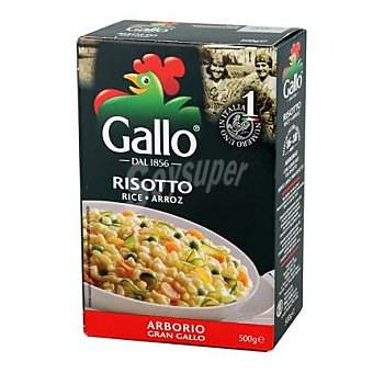 Riso Gallo Arroz carnaroli para risotto 500 g