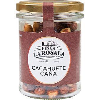 FINCA LA ROSALA Cacahuetes con caña de azúcar tarro 90 g tarro 90 g