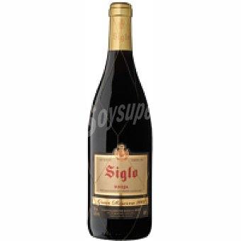 Siglo Vino Tinto Gran Reserva Rioja Botella 75 cl