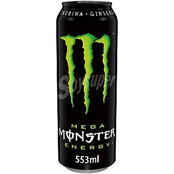 Monster Energy Bebida energética green Lata 55.3 cl