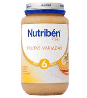 Nutribén Potito Frutas Variadas 250 g