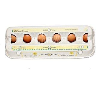 Pitas Huevos Clase S 12 Unidades