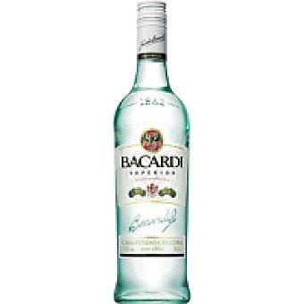 Bacardi Ron Superior Botella 1 litro + Mojito