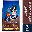 Alimento para perros tenderissimo con buey bolsa 3 Kg Bolsa 3 kg Brekkies Affinity