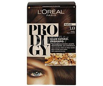 Prodigy L'Oréal Paris Tinte N. 3.0 Kohl Negro Castaño 1 ud