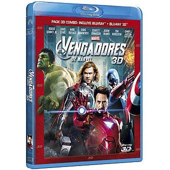 VENGADORES Los . Blu-Ray 3D + (joss Whedon) 2D
