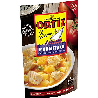 Ortiz El Velero Marmitako Sobre 325 g