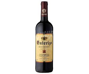 Enterizo Vino tinto gran reserva con denominación de origen Utiel Requena Botella de 75 cl