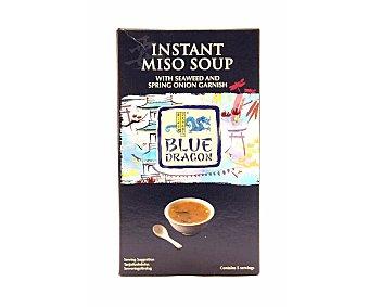 Blue Dragon Sopa de miso instantánea 93 g (5 raciones)