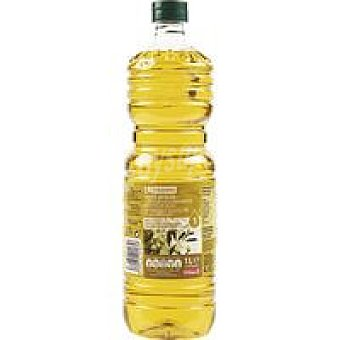 Eroski Aceite de oliva suave 0,4º Botella 1 l