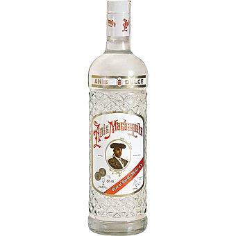 Machaquito Anís dulce Botella 1 litro