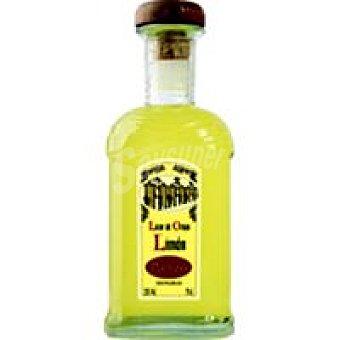 Cepa de Cristal Licor de limón Botella 70 cl