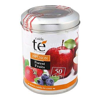 Cuida Té Infusión de frutas del bosque Lata 100 g