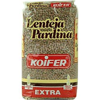 Koifer Lenteja pardina extra Paquete 500 g