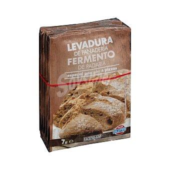 Hacendado Levadura seca de panaderia 6 x 7 g