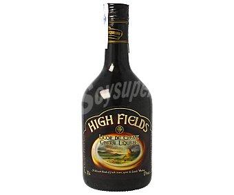 HIGHFIELDS Crema de Whisky Botella 70 Centilitros